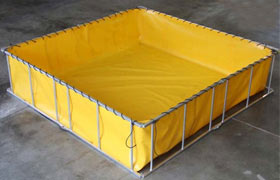 oil containment tank